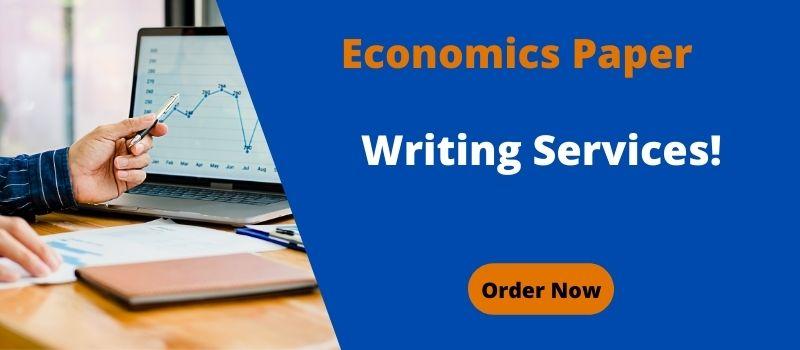 Economics Paper Writing Services