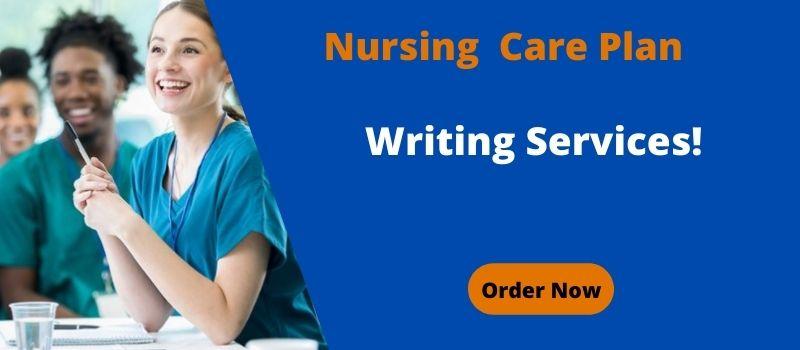 Nursing Care Plan Writing Services | Expert Nursing Writers