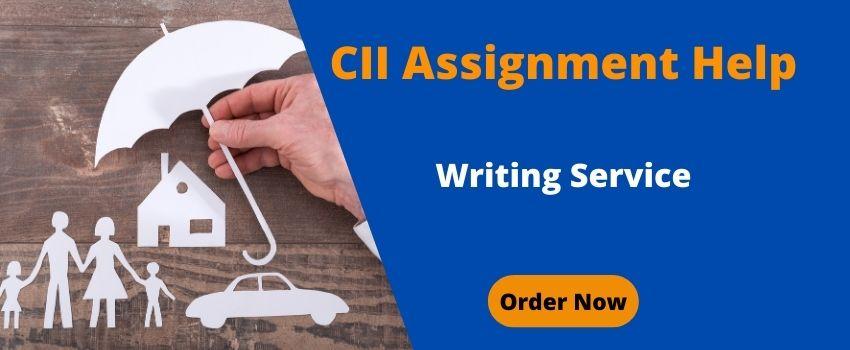 CII Assignment Help